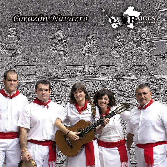 Raices Navarras - Corazón Navarro