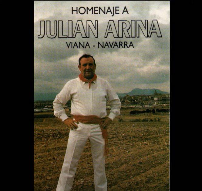 Homenaje Julian Arana